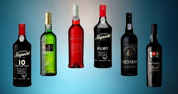 The Best Port Wines Of Older Vintages