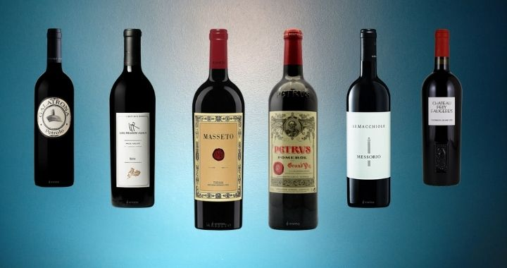 Most Recommended Merlot Wines
